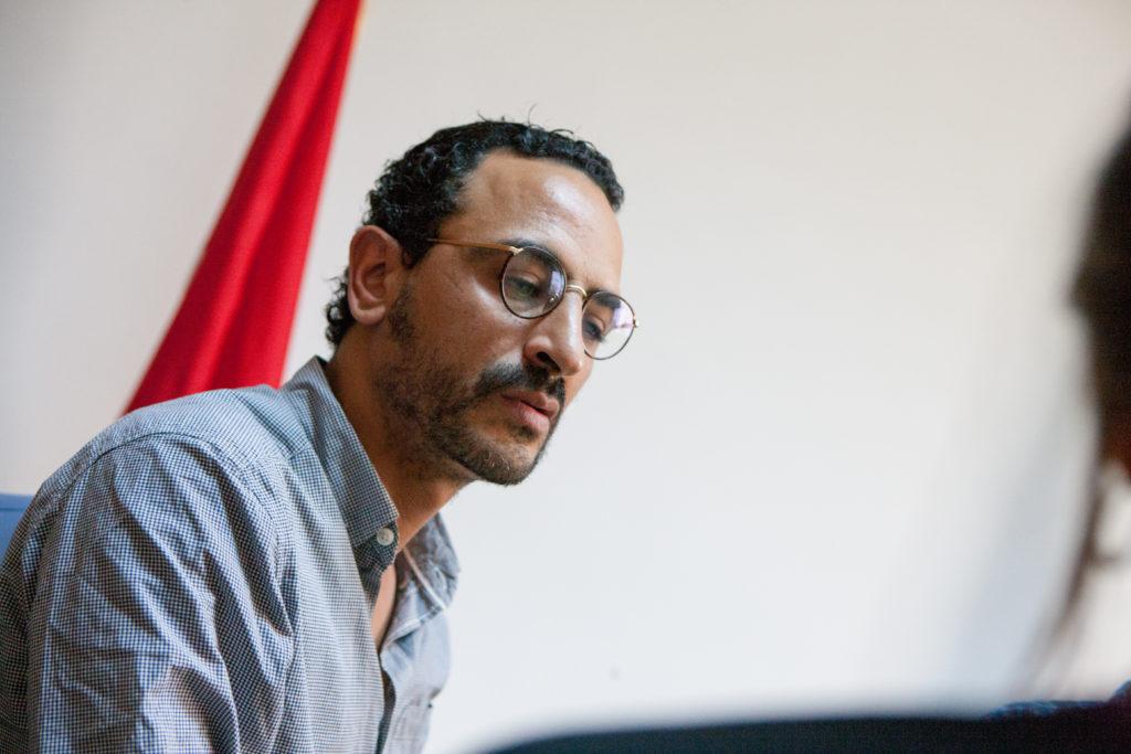 Ramy Salhi, Responsable de Derechos Humanos de Euromed